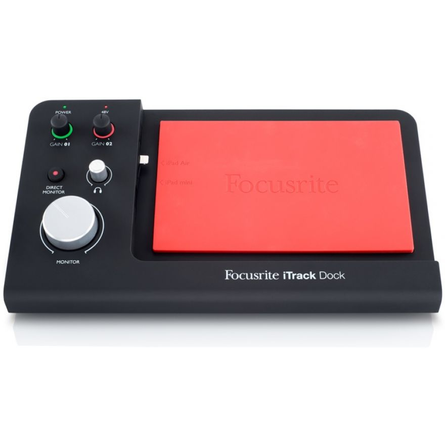 0-FOCUSRITE iTrack Dock