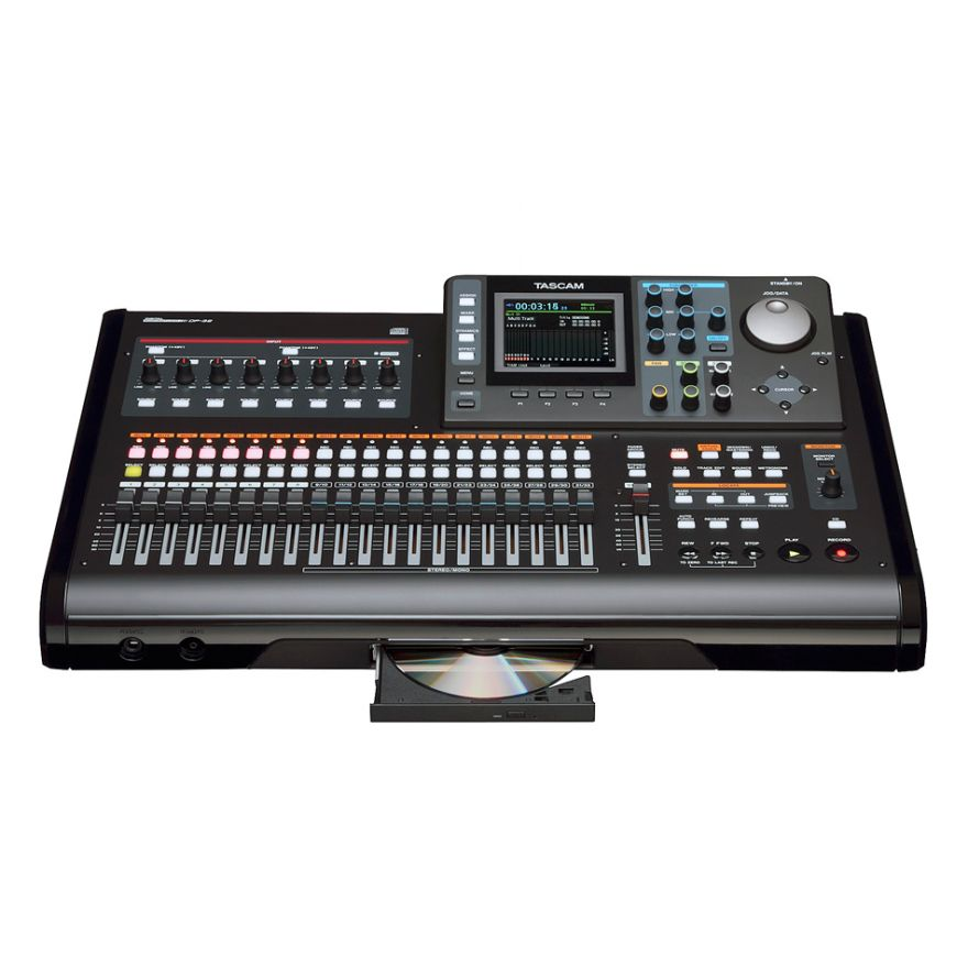TASCAM DP32 - REGISTRATORE DIGITALE MULTITRACCIA