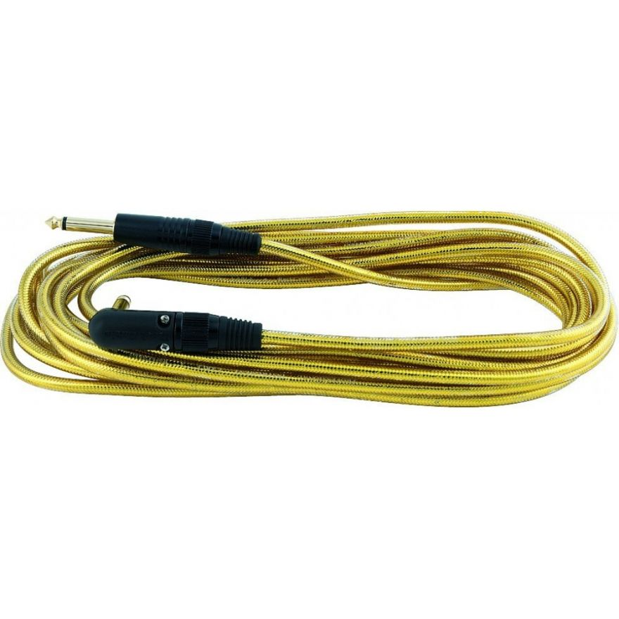ROCKCABLE RCL30256D7 GOLD 6m