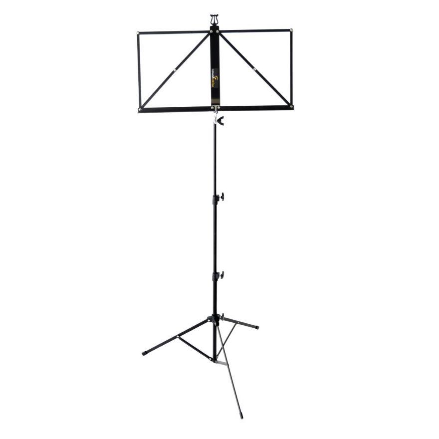 SOUNDSATION SMS-500E-BK - Leggio con borsa