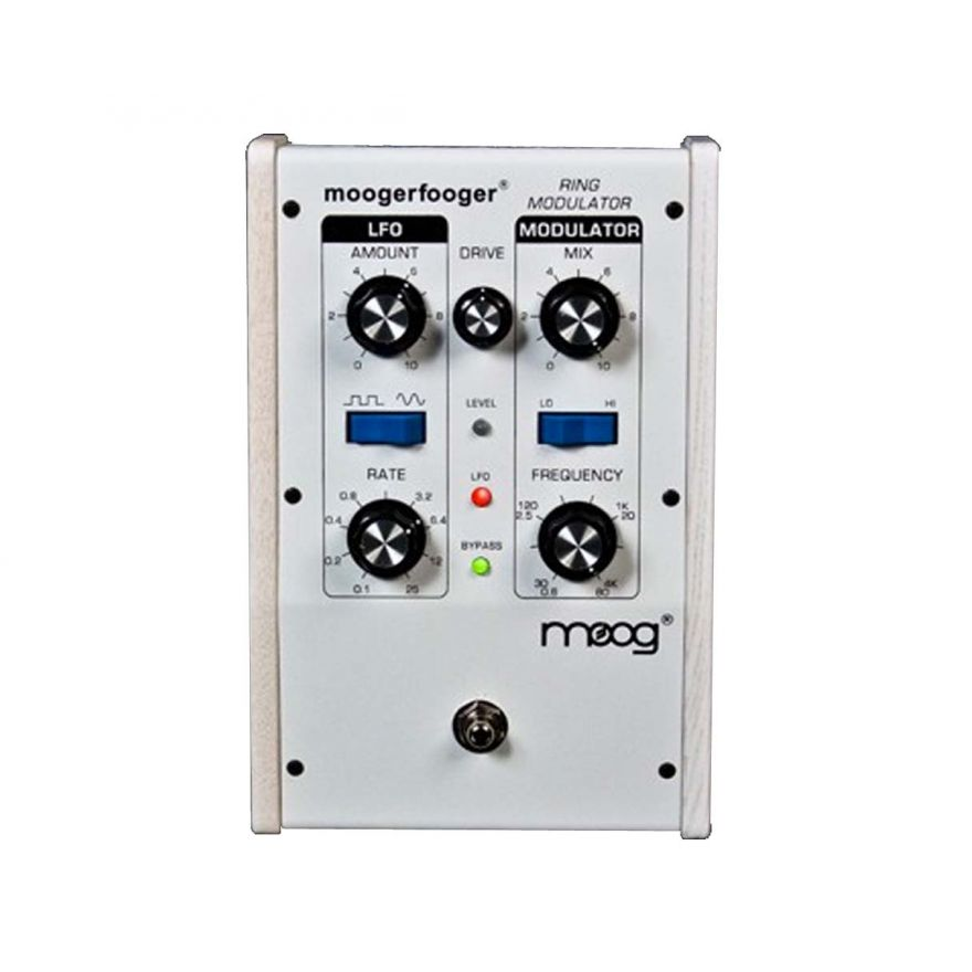 MOOG MF-102 Ring Modulator White