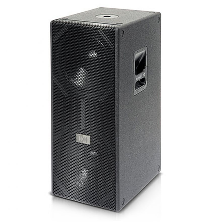MONTARBO TANK24SA - SUBWOOFER AMPLIFICATO