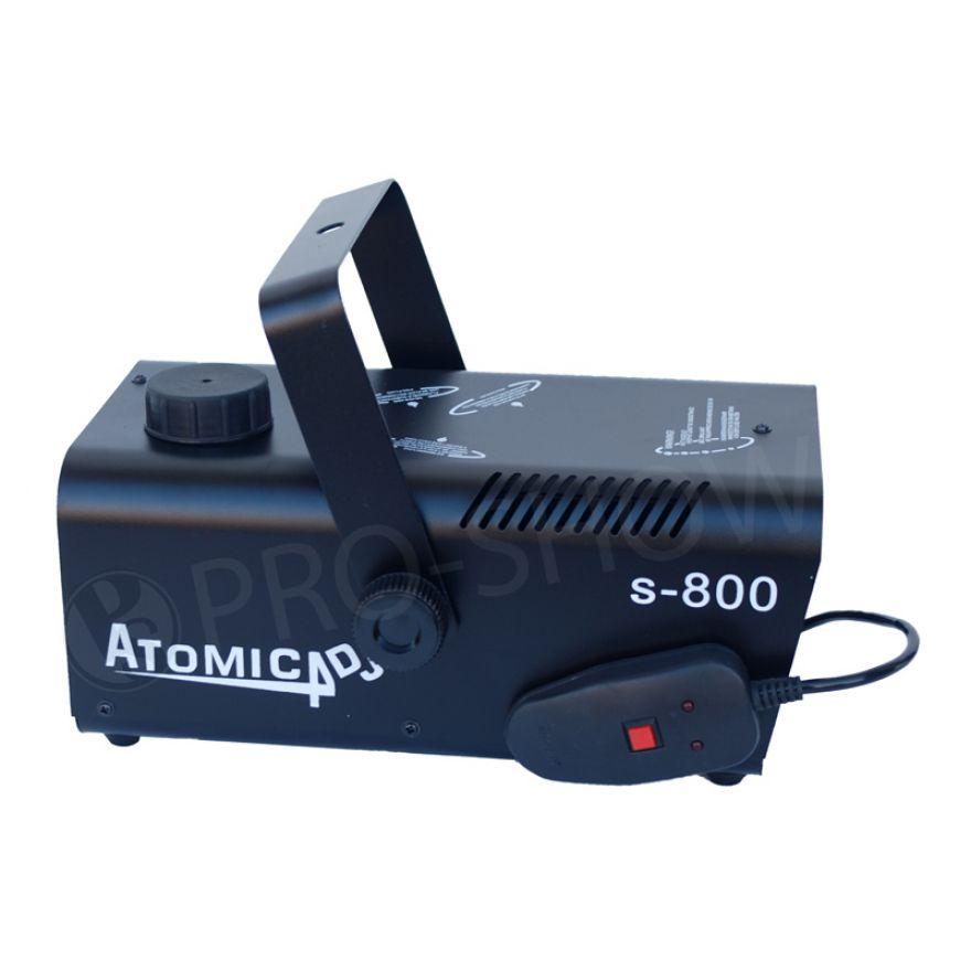 Macchina Fumo Atomic4Dj S800