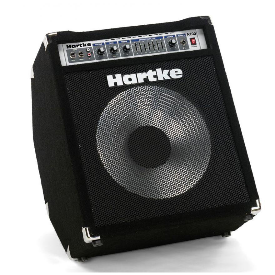 HARTKE KickBack A100 - COMBO PER BASSO 100W CON CONO 1 X 15s