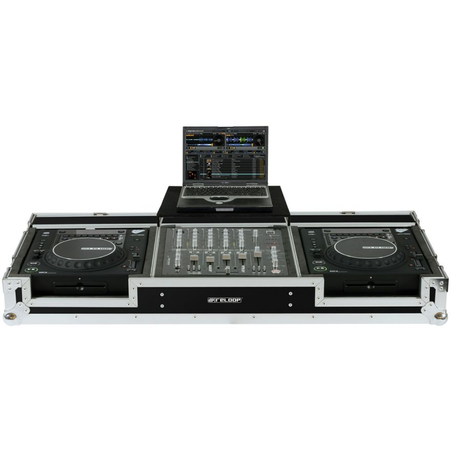 RELOOP RMP/RMX CONSOLE CASE PRO LAPTOP TRY