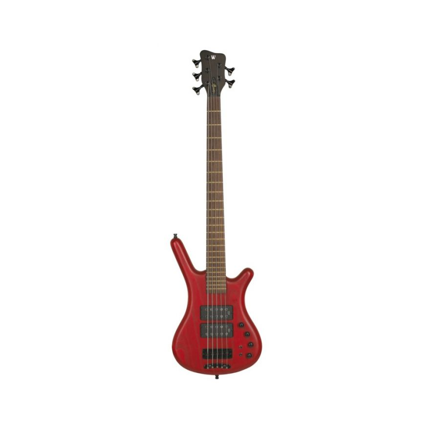WARWICK Corvette $$ (5) Burgundy Red - TM DOUBLE BUCK