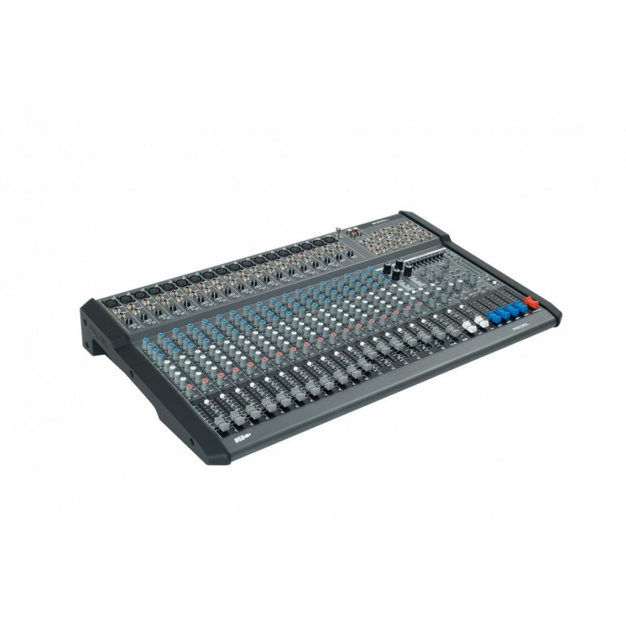 PROEL M20USB - Mixer usb 20 in 2 out con effetti