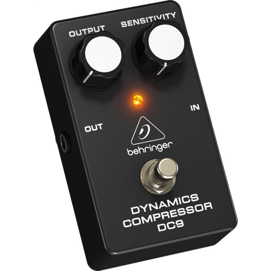 0-BEHRINGER DC9 DYNAMICS CO