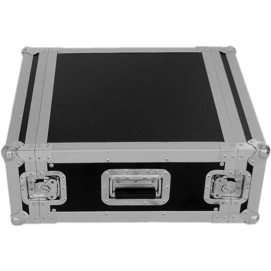 Y-CASE R4-30 - FLIGHT CASE 4U RACK PER RADIOMICROFONI/EFFETTI