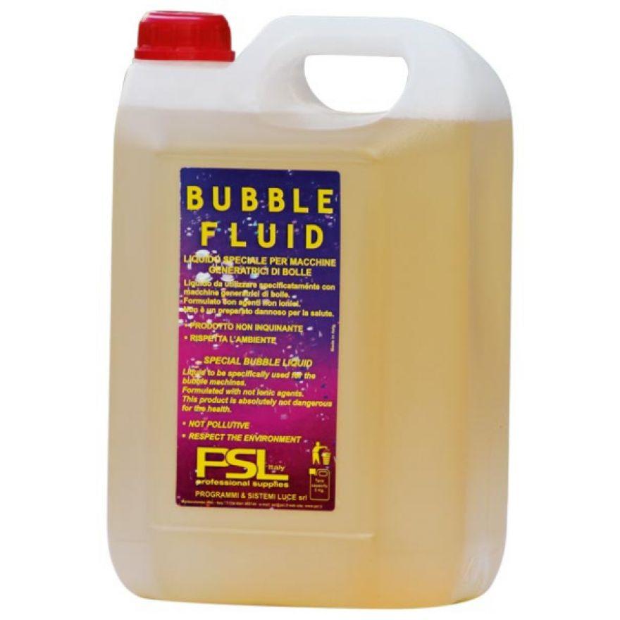 PSL BUBBLE FLUID W515 - LIQUIDO PER MACCHINA BOLLE 5L
