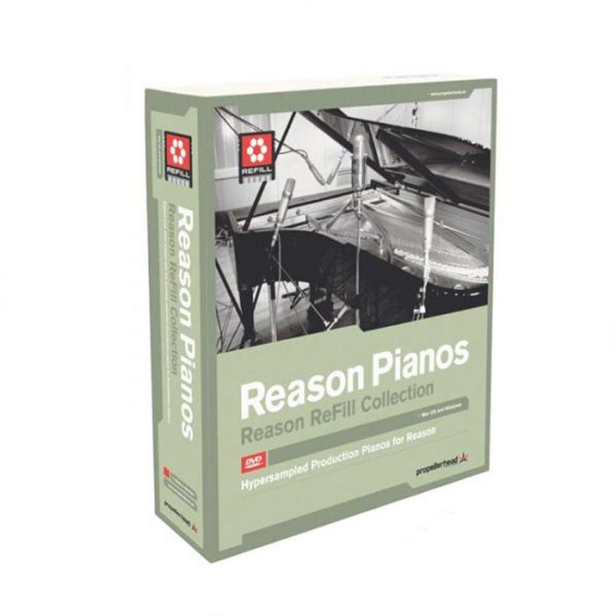 PROPELLERHEAD Piano ReFills