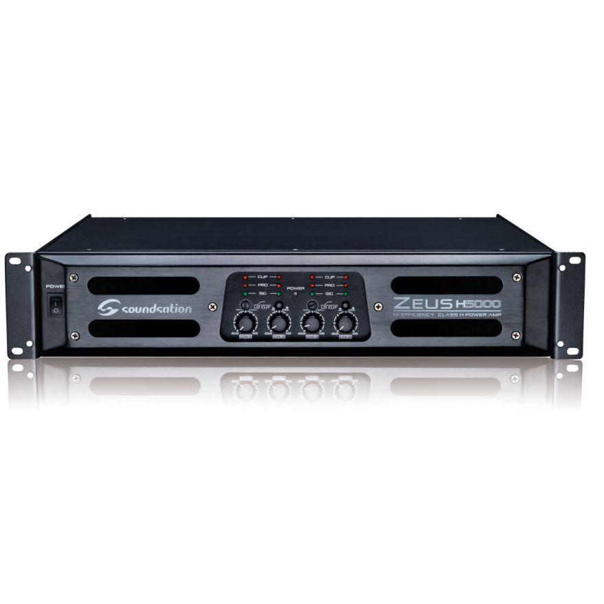 SOUNDSATION H5000 - Finale di potenza 5000W