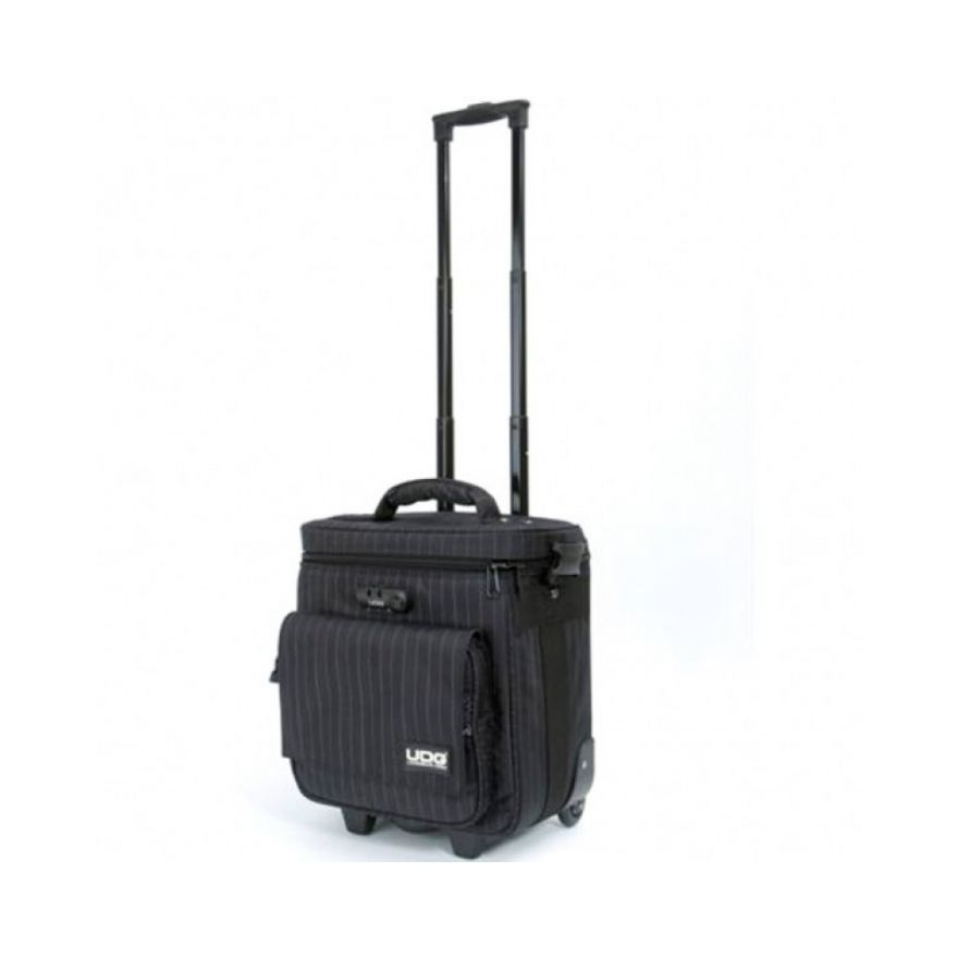 UDG TROLLEY TO GO BLACK GREY STRIPE