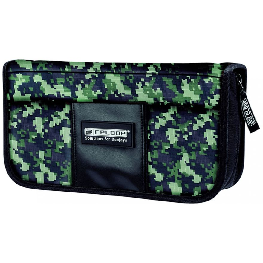 RELOOP CD WALLET 96 CAMOUFLAGE - CUSTODIA PER 96 CD