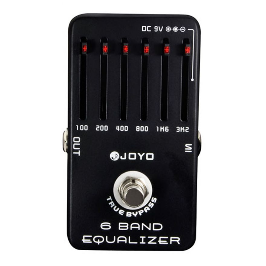 0-JOYO JF-11 6 BAND EQ