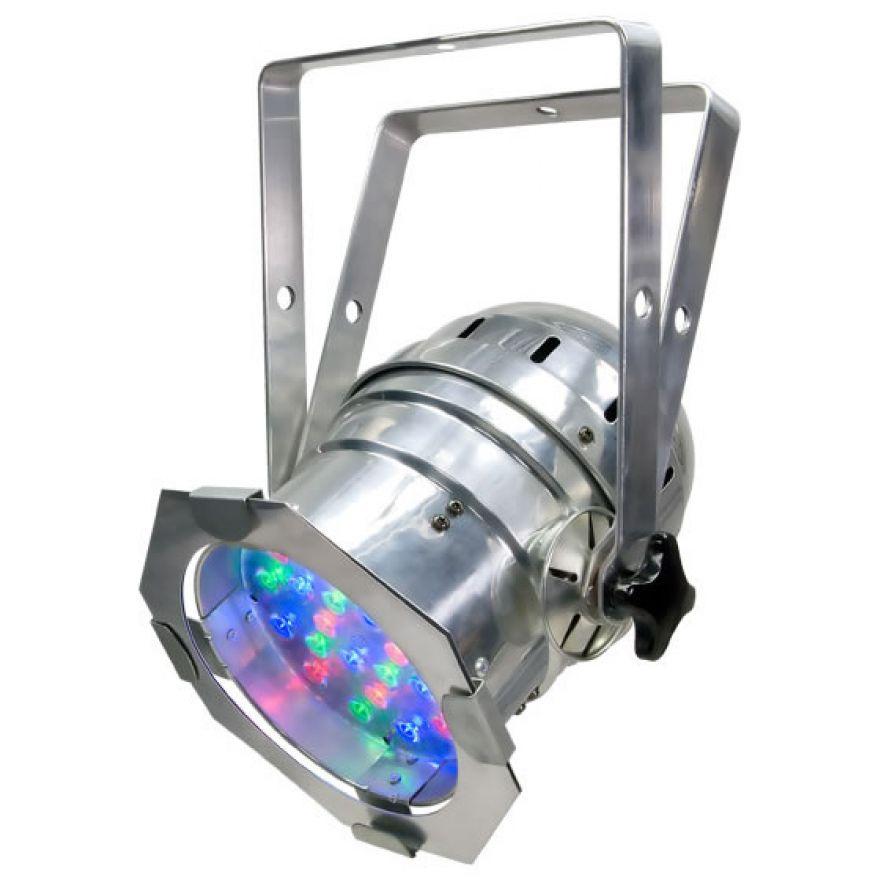 CHAUVET LED PAR56-24 - EFFETTO LUCE A LEDS (SILVER)