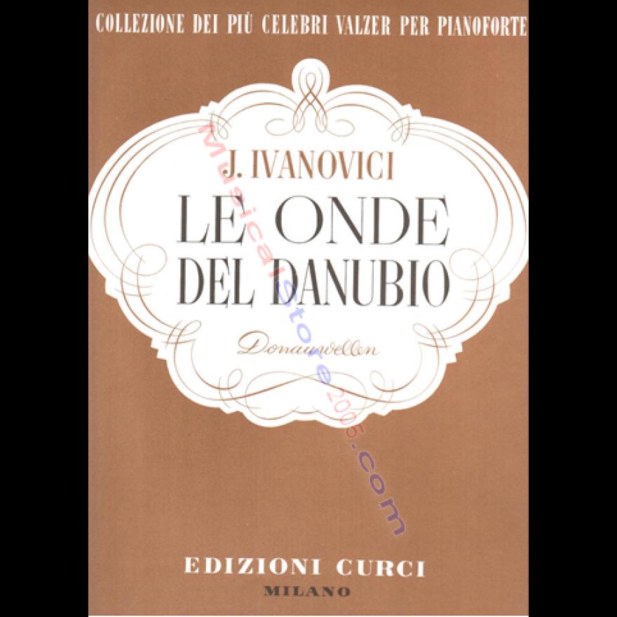 CURCI Ivanovici, I. - Onde del Danubio (Valzer)