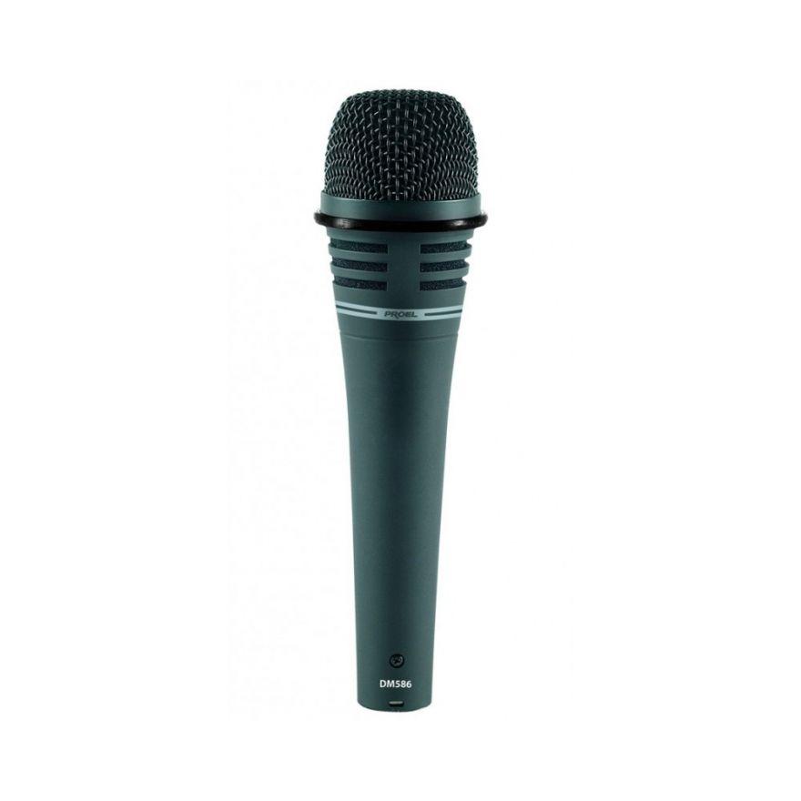 PROEL DM586 -Microfono dinamico per voce