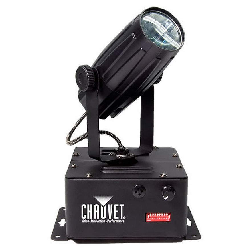 CHAUVET LED PINSPOT360 - ILLUMINATORE A LED MOTORIZZATO
