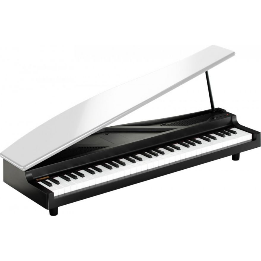 KORG microPIANO WH - MINI PIANOFORTE DIGITALE A CODA