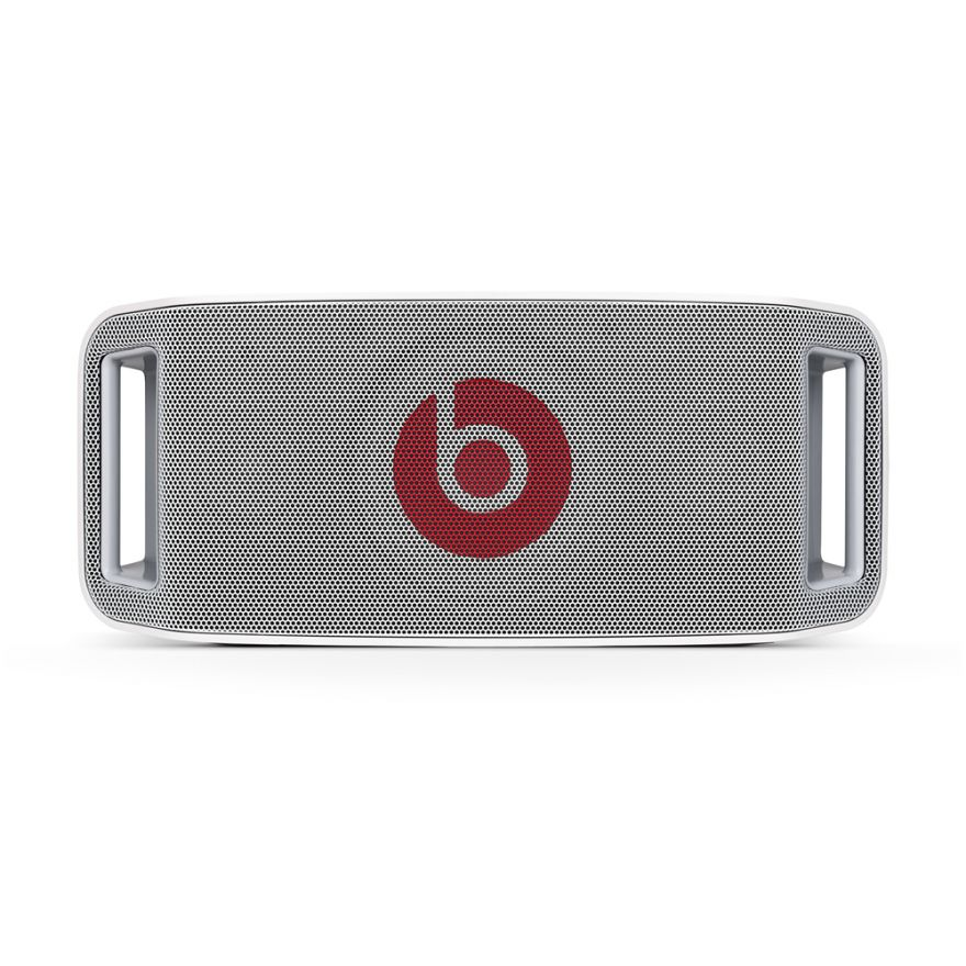 BEATS BEATBOX PORTABLE WHITE