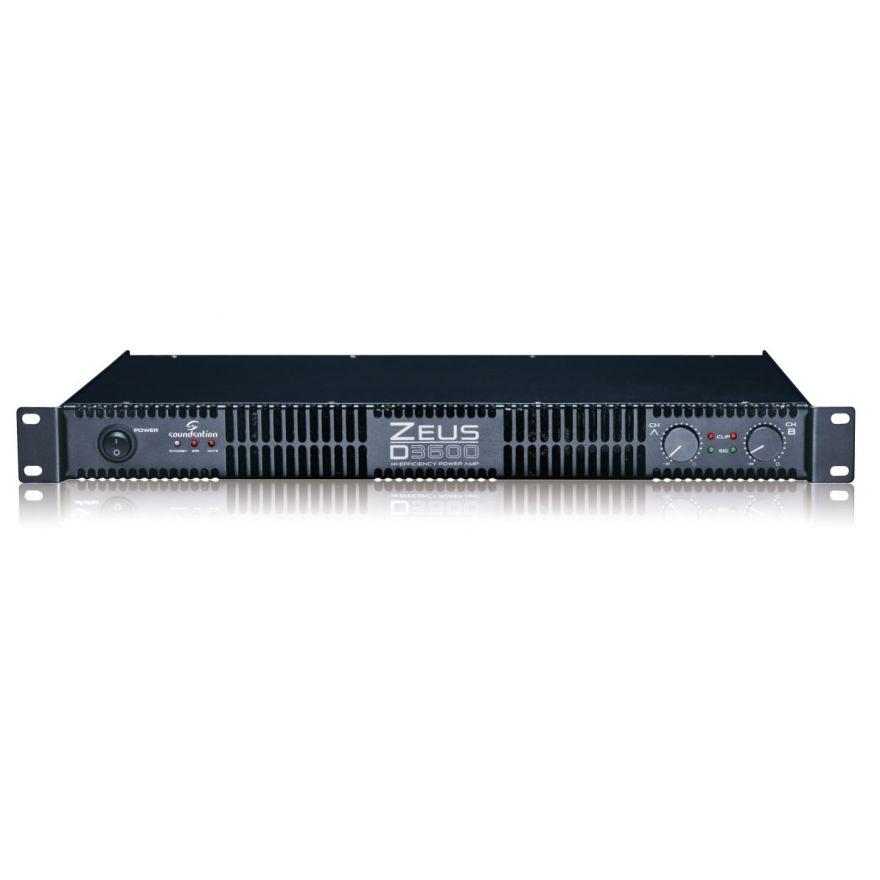 SOUNDSATION ZEUS D3600 - Finale di potenza 3600W