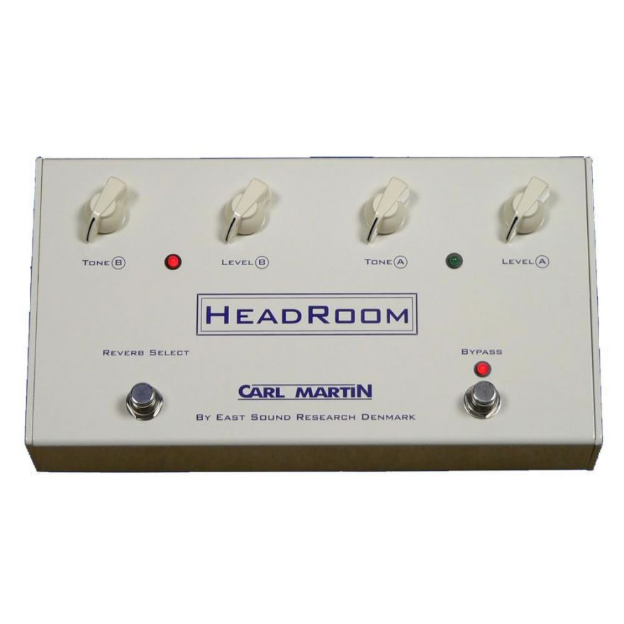 CARL MARTIN HEAD ROOM - SPRING REVERB