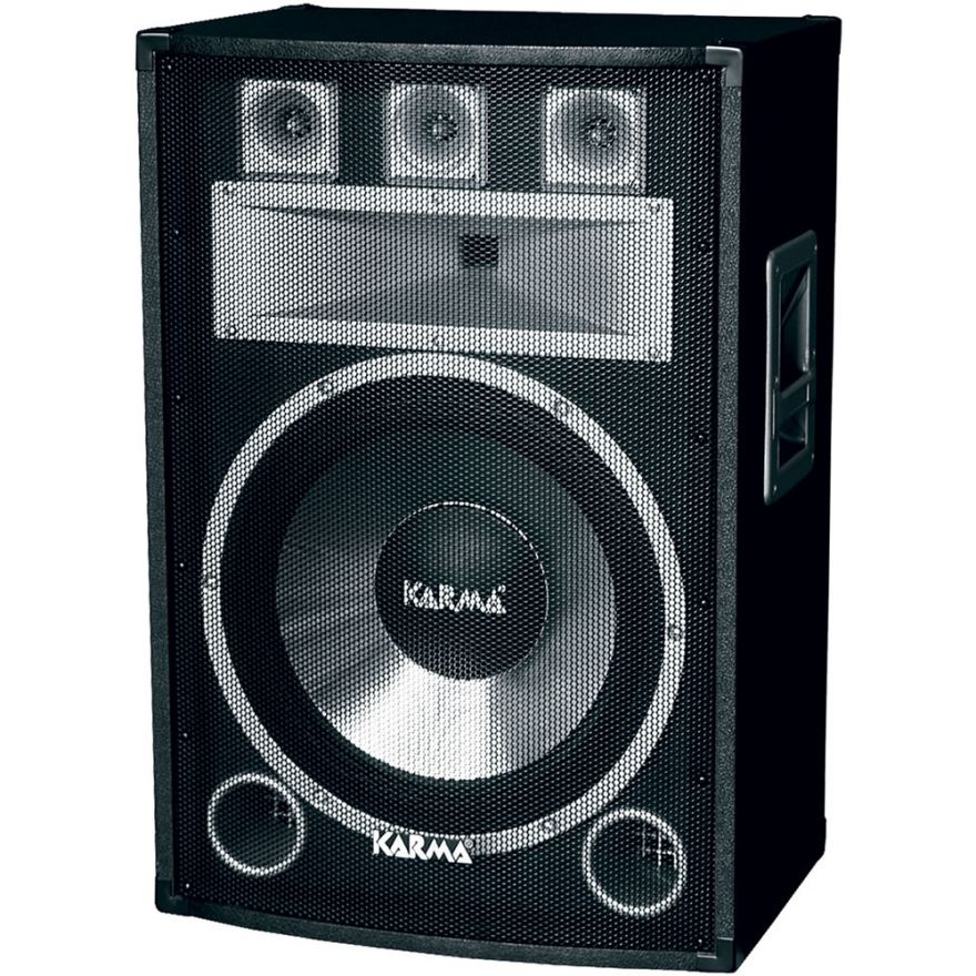 KARMA BX 115 - BOX PASSIVO HIFI 500W