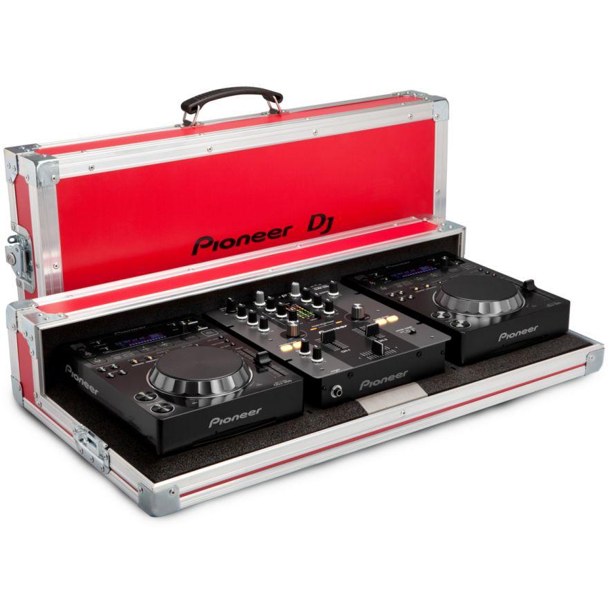 PIONEER 250 PACK - 2 CDJ350 + DJM250K + PRO250FLT