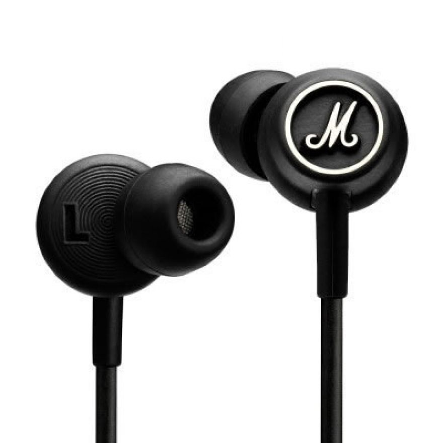 MARSHALL MODE EQ HEADPHONES BLACK&WHITE