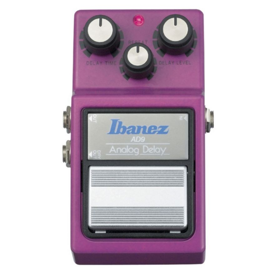 0-IBANEZ AD9 - ANALOG DELAY