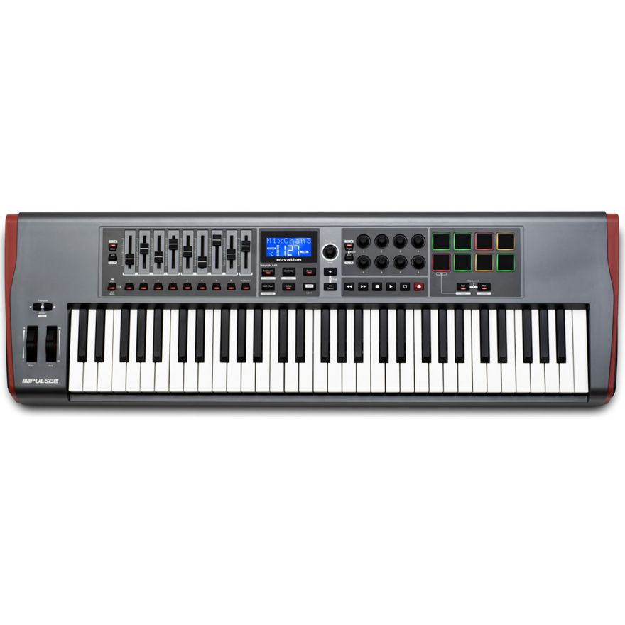 0-NOVATION Impulse 61 - TAS