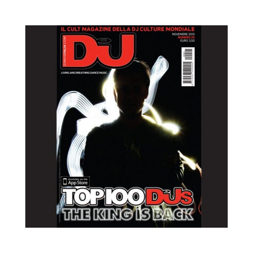 DJ MAG ITALIA DJ MAG NOVEMBRE 2012