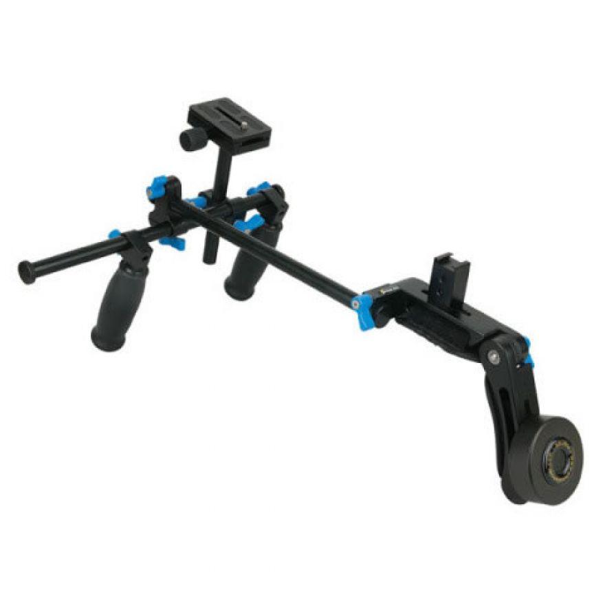 DMT FTV-50 - KIT SUPPORTO PER VIDEOCAMERE DSLR/HDV