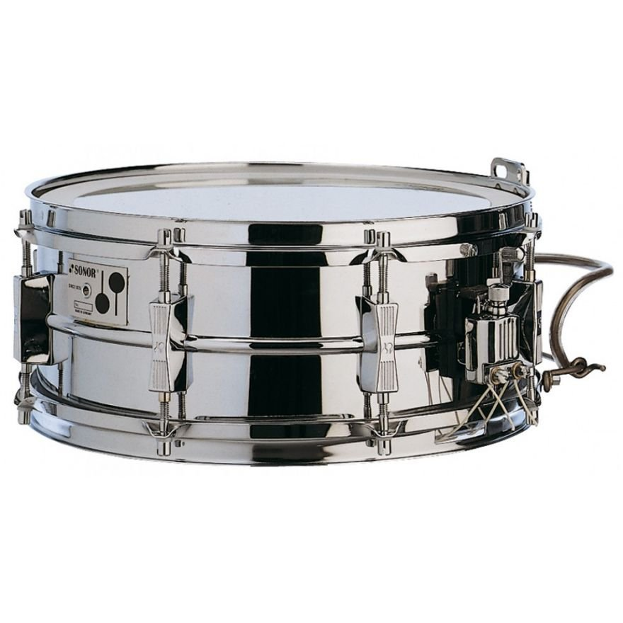 Sonor MP 454 Rullante 14 x 5 3/4, fusti in metallo cromato