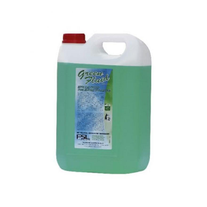 PSL GREEN FLUID W505 - LIQUIDO PER MACCHINA FUMO 5l