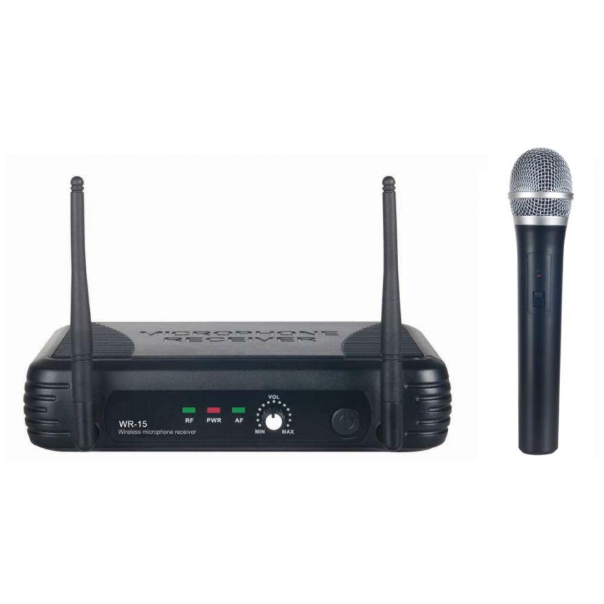 KARMA SET 7320 - RADIOMICROFONO PALMARE UHF