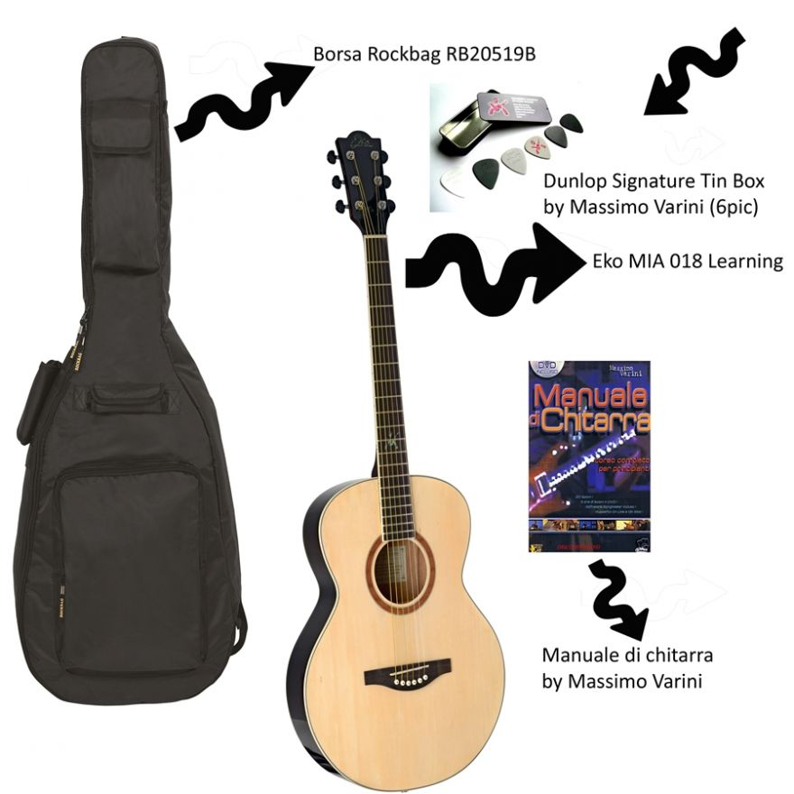 EKO MIA 018 LEARNING KIT