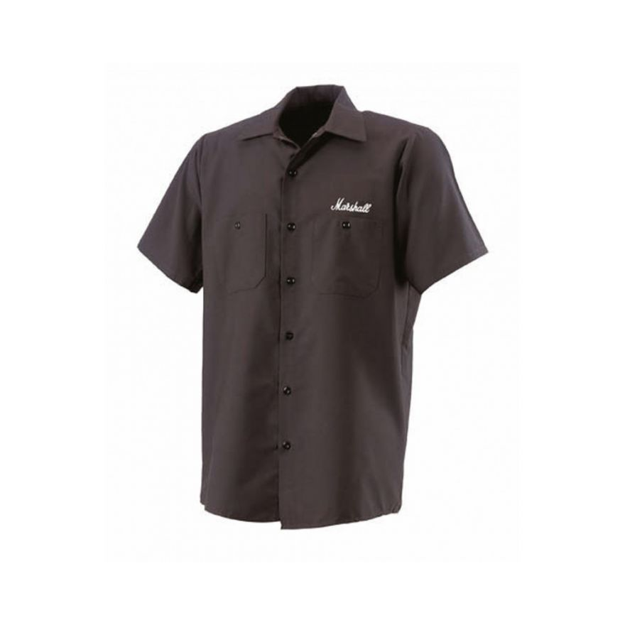 MARSHALL Camicia con Logo (XL) -  SHRT00100