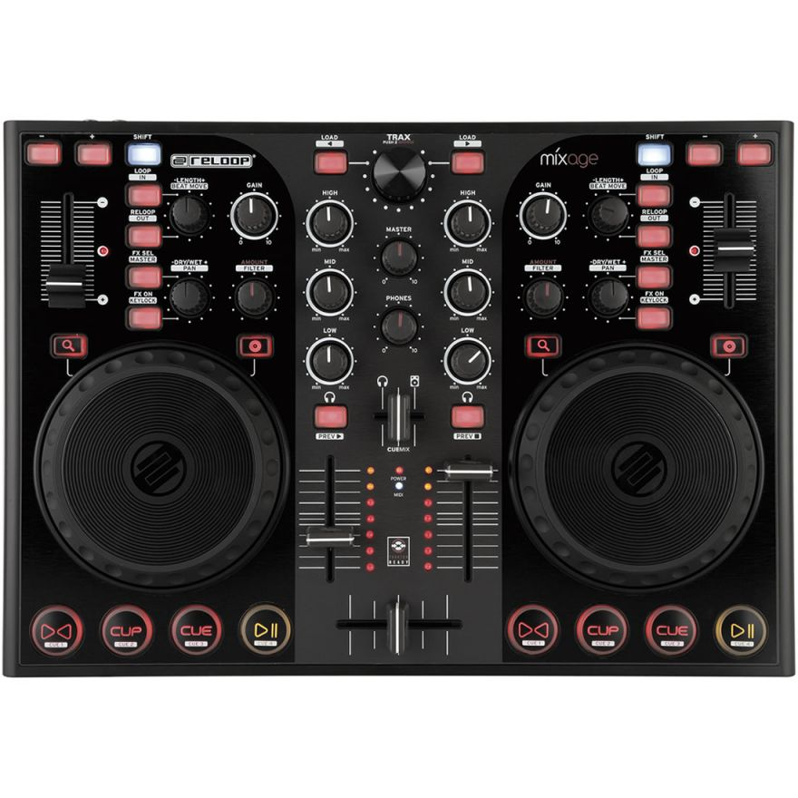 RELOOP MIXAGE Interface Edition MKII