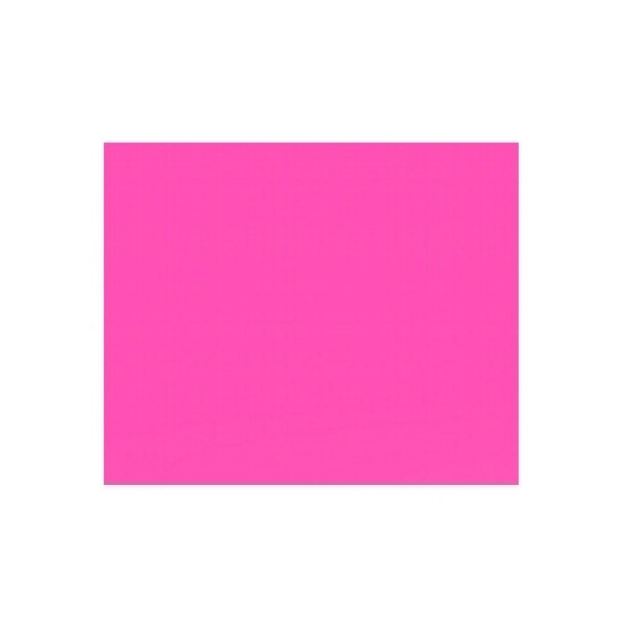 PROEL Rosa 129 - Foglio Gelatina  Rosa  61X53