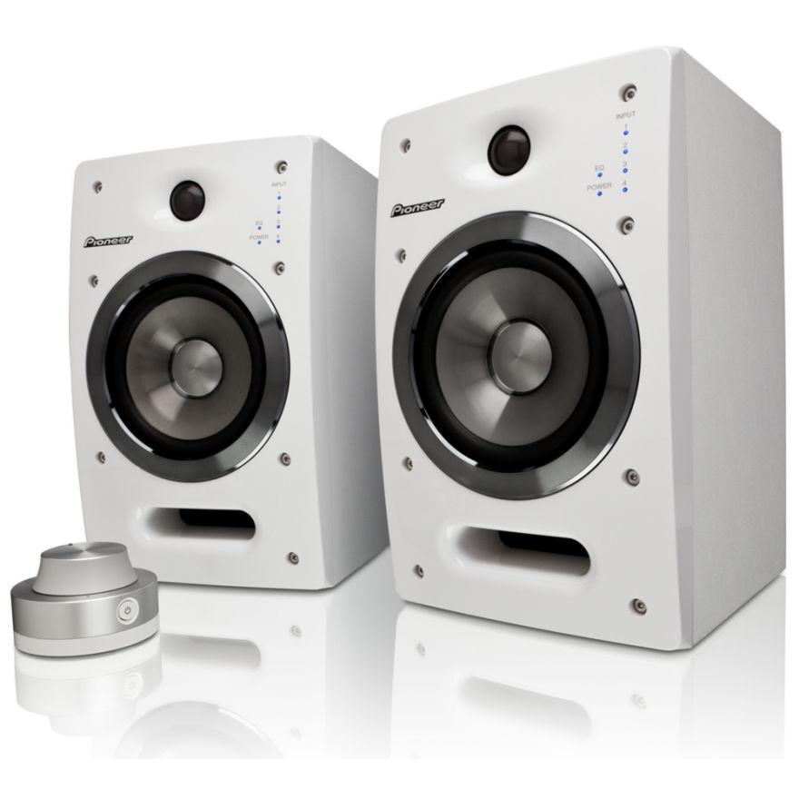 PIONEER S-DJ05W White
