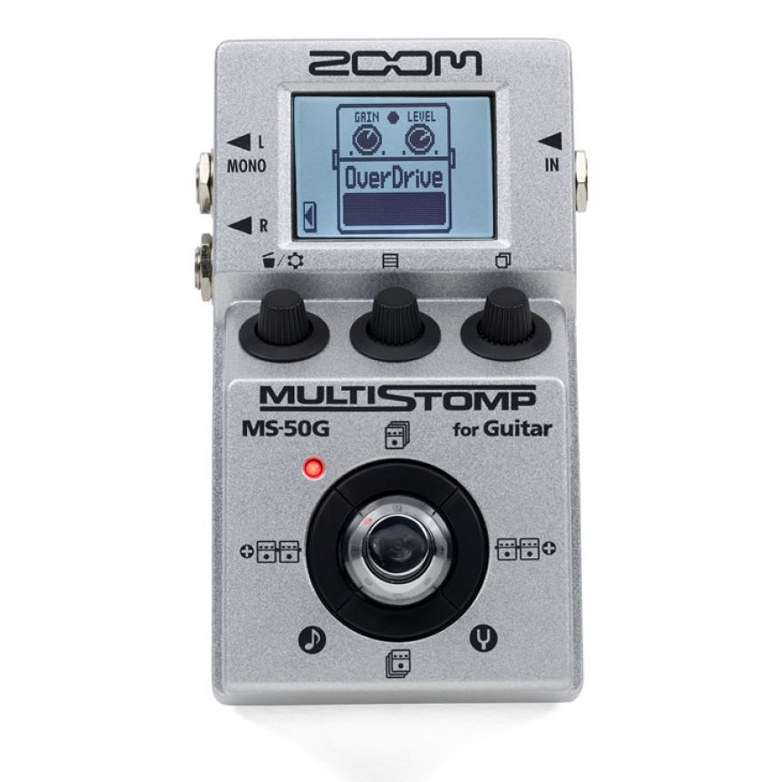 1-ZOOM MS50G - PEDALE MULTI