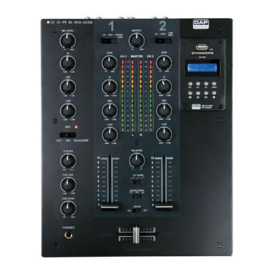 1-DAP AUDIO CORE MIX-2 USB