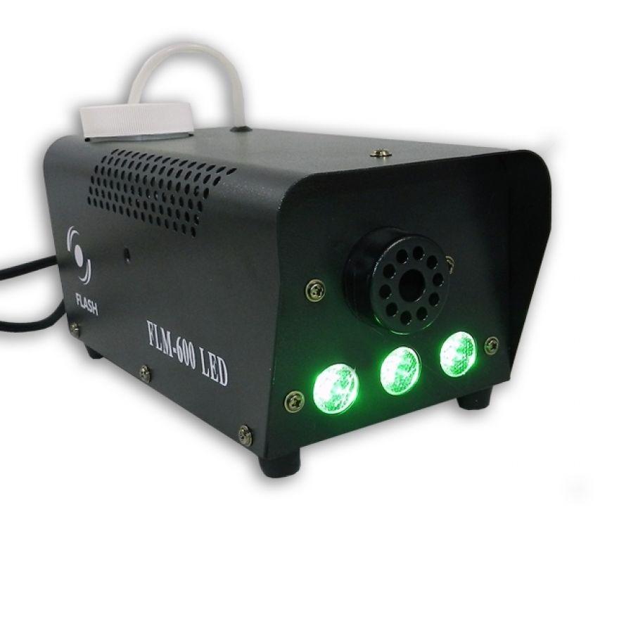 Flash flm600 led greeen remote control led verde