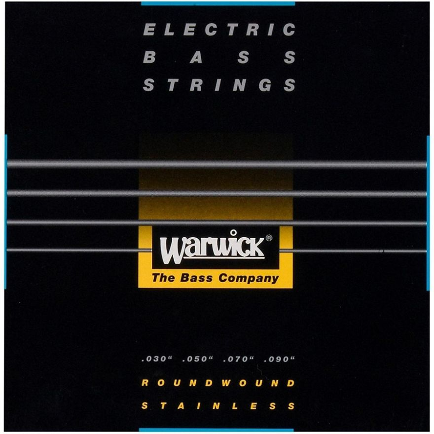 WARWICK BLACK LABEL 40220 XL 4 - Muta per Basso Elettrico 4 Corde Extra Light (030/090)
