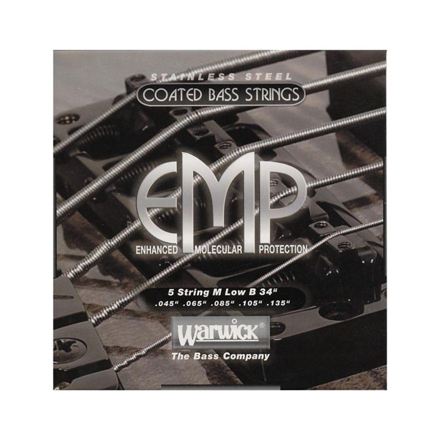 WARWICK EMP 38301 M 5B - Muta per Basso Elettrico 5 Corde Medium (045/135)