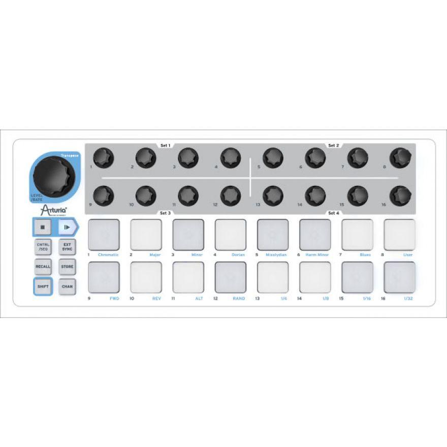 Arturia BeatStep - Controller MIDI/USB per DJ