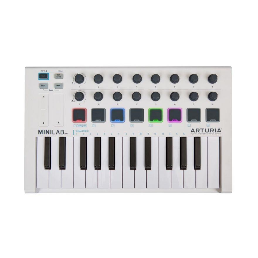 ARTURIA MINILAB MKII - Tastiera Controller Entry Level