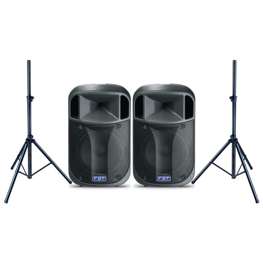 FBT Coppia J 15A con Speaker Stand 900W